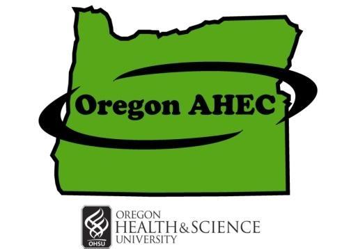 OR AHEC Logo